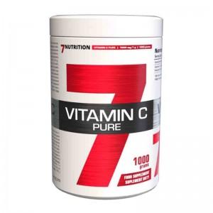 VITAMIN C 1000g - 7 NUTRITION