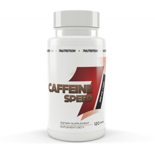 Caffeine Speed 120 caps - 7 NUTRITION