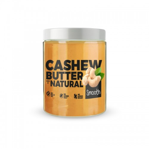 Cashew Buttter Natural 500g - 7 NUTRITION