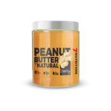 Peanut Butter Natural Crunch 1KG - 7 NUTRITION