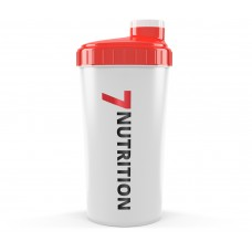 Shaker White 700ml - 7 NUTRITION