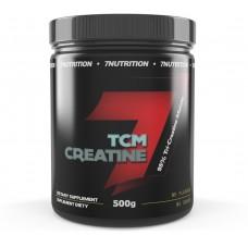 TCM CREATINE 500g - 7 NUTRITION