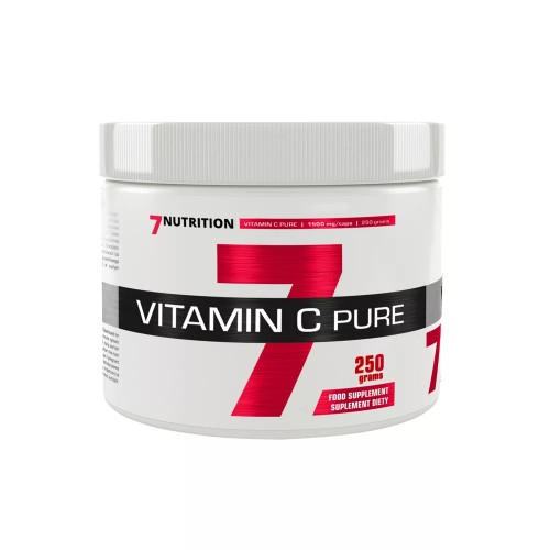VITAMIN C 250g - 7 NUTRITION