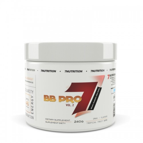 BB PRO VOL.2240g - 7 NUTRITION