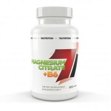 Magnesium Citrate + B6 120 caps - 7 NUTRITION