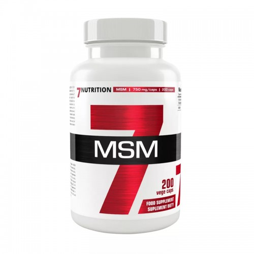 MSM 200 caps - 7 NUTRITION