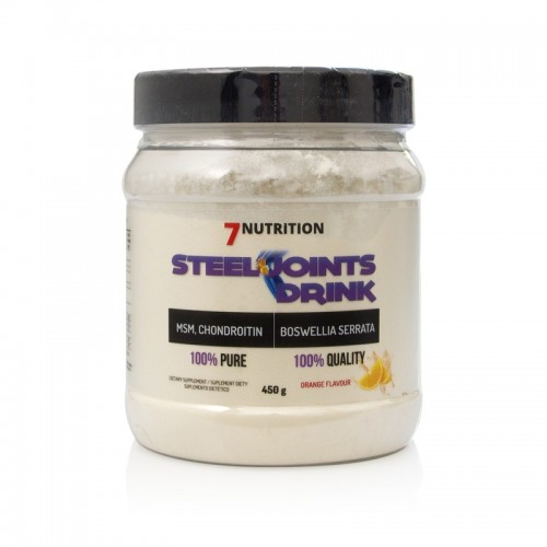STEEL JOINTS Drink 450g - 7 NUTRITION