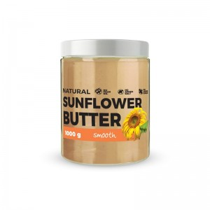 Sunflower Butter Natural 1KG - 7 NUTRITION