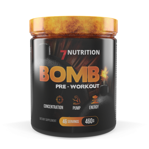 BOMB 240g - 7 NUTRITION