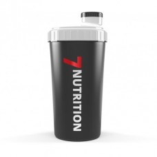 Shaker Black 700ml - 7 NUTRITION