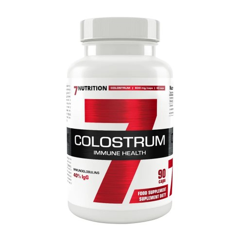 COLOSTRUM - 7 NUTRITION