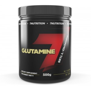 Glutamine 500g - 7 NUTRITION