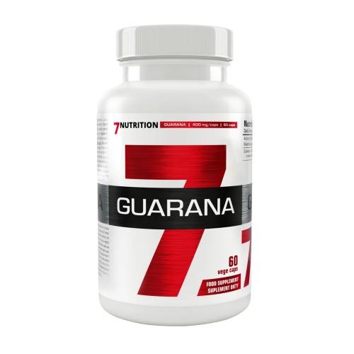 GUARANA 60 caps - 7 NUTRITION