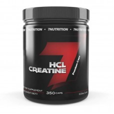 HCL Creatine 350 caps - 7 NUTRITION