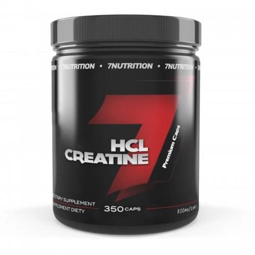 HCL Creatine 350 caps - 7 NUTRITION