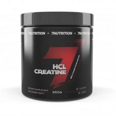 HCL Creatine 350g - 7 NUTRITION