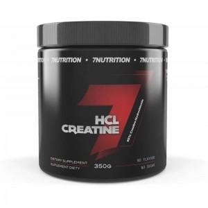 HCL Creatine 350g - 7 NUTRITION