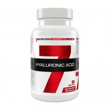 HYALURONIC ACID 60 CAPS - 7 NUTRITION