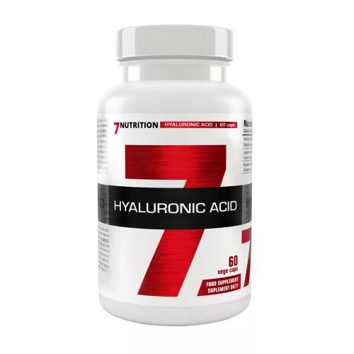 HYALURONIC ACID 60 CAPS - 7 NUTRITION
