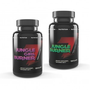 BUNDLE - JUNGLE BURNER + JUNGLE GIRL BURNER + LIBIDO BOOSTER 120 caps - 7 NUTRITION