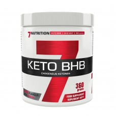 KETO BHB 360G - 7 NUTRITION
