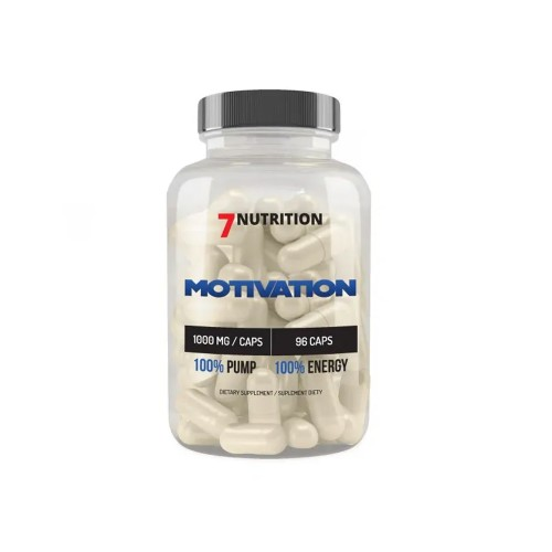 MOTIVATION 96 CAPS - 7 NUTRITION