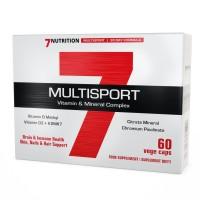 Multisport 60 caps - 7 NUTRITION
