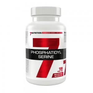 PHOSPHATIDYLSERINE 250MG VEGE CAPS - 7 NUTRITION
