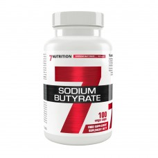 SODIUM BUTYRATE 580MG - 7 NUTRITION