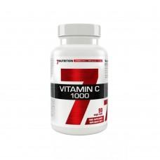 VITAMIN C 90 vcaps - 7 NUTRITION