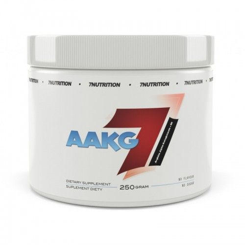 AAKG 250g - 7 NUTRITION