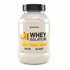 WHEY ISOLATE 90 2000g - 7 NUTRITION