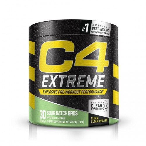 C4 Extreme  - CELLUCOR