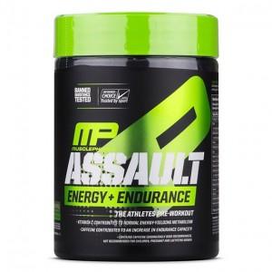Assault Energy + Endu - MUSCLEPHARM