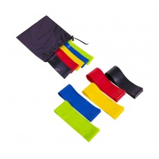Resistance band 5 sets - No Pain No Gain Nutrition