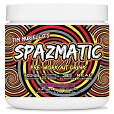 Pre Workout Powder 351g - Spazmatic supplements