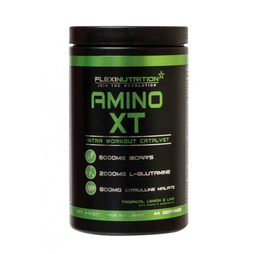 AMINO XT 330g - FLEXI NUTRITION