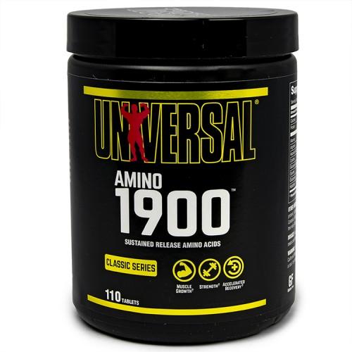 AMINO 1900 110 tabs - UNIVERSAL