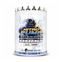 NITROPUMP NITRIC OXIDE BOOSTER - CHEMICAL WARFARE