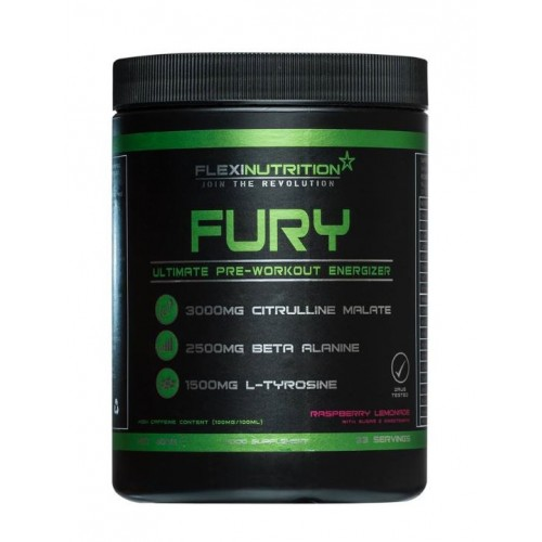 FURY 400g - FLEXI NUTRITION