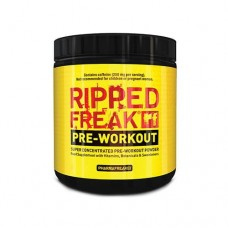 RIPPED FREAK PREWORKOUT 200g - PHARMAFREAK