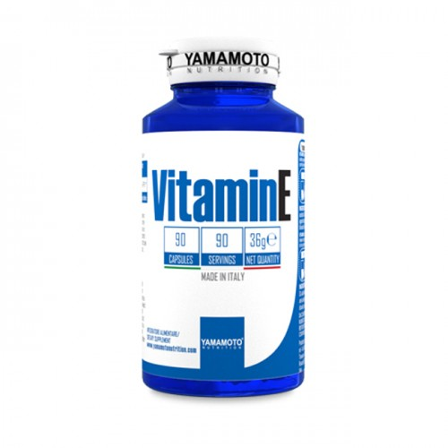 VITAMIN E - YAMAMOTO NUTRITION