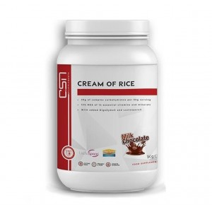 Cream Of Rice 1kg - CSN Supplements