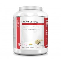 Cream Of Rice 2,5kg - CSN Supplements