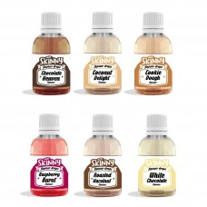 #NotGuilty Sugar Free Flavour Gourmet Drops - The Skinny Food