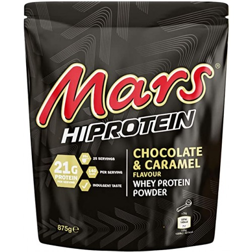 Mars Hi Protein Powder 875g - Wrigley