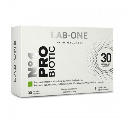 No1 Probiotic - Lab One