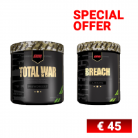BUNDLE - TOTAL WAR + BREACH - No Pain No Gain Nutrition