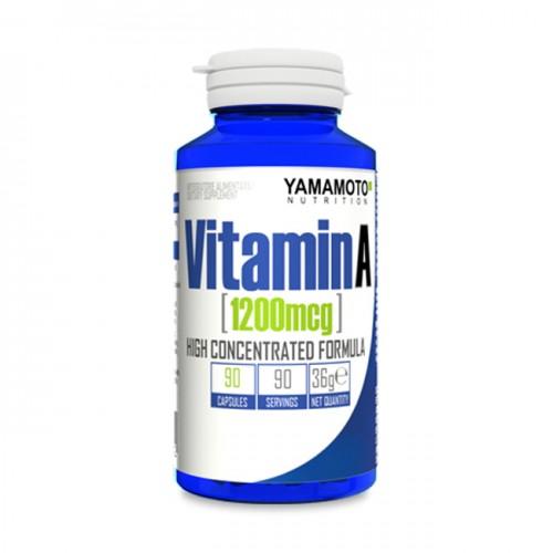 VITAMIN A - YAMAMOTO NUTRITION