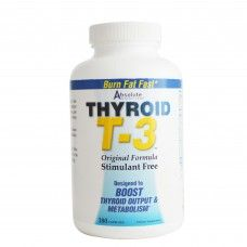 Thyroid T-3 180ct - Absolute Nutrition